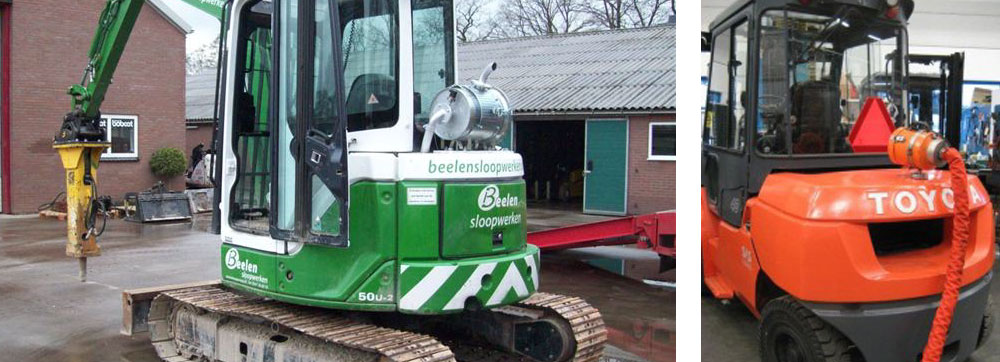 Rentals to Plant Hire Companies